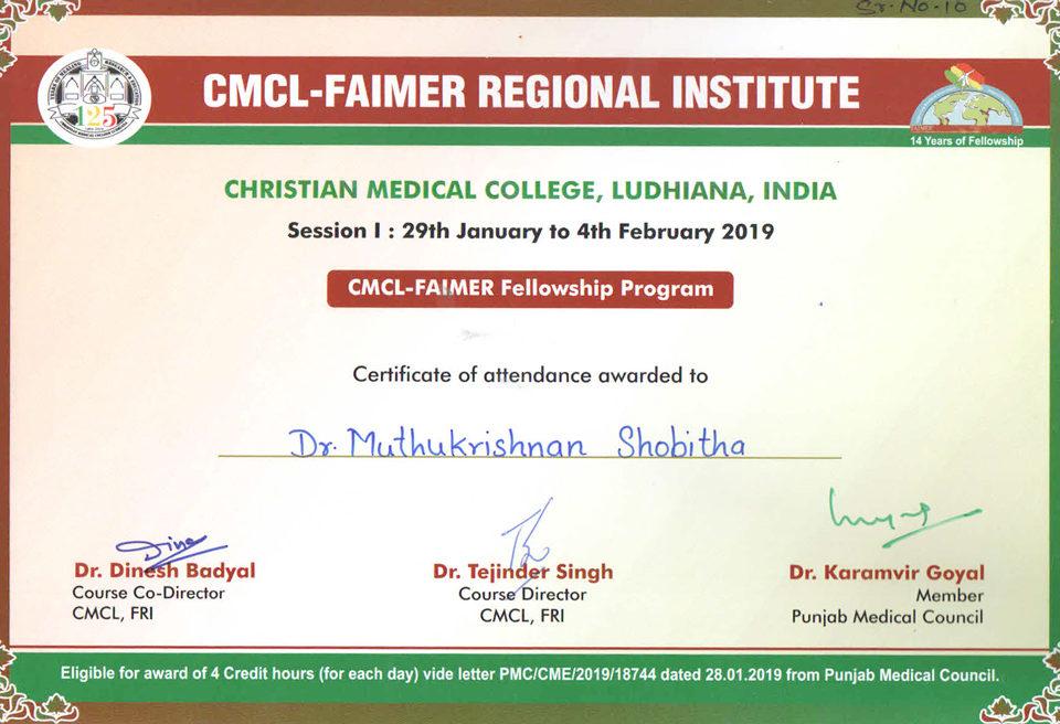 faimer-certificate
