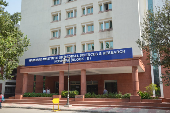 Hamdard Institute of Medical Sciences and Research