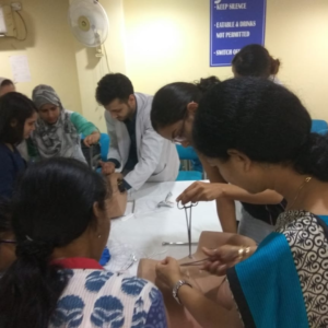 Cme Cum Workshop On 'Obstetrics And Gynecological Skills: Tips And Tricks'