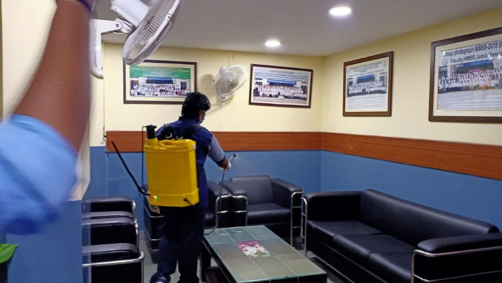 ROUTINE DISINFECTION