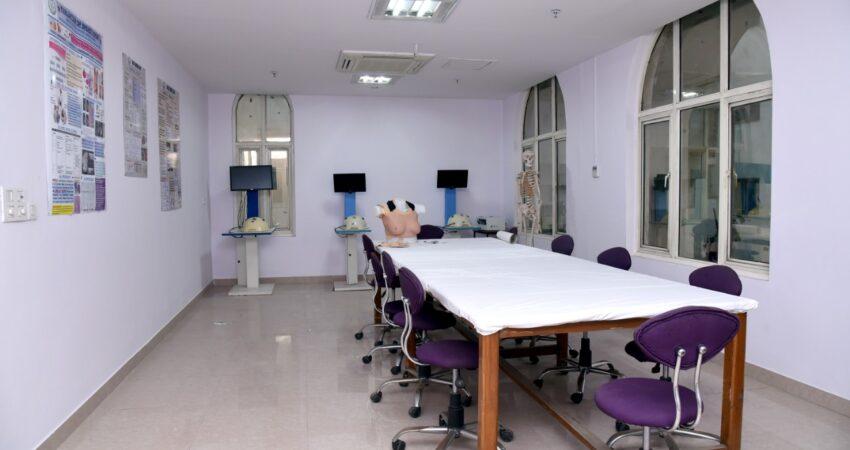 3. Psychomotor skills lab