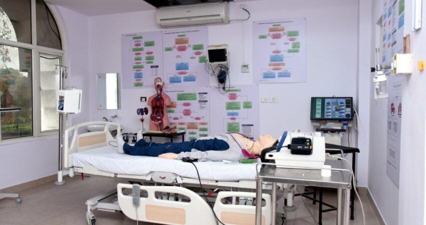6. ICU Resuscitation Lab