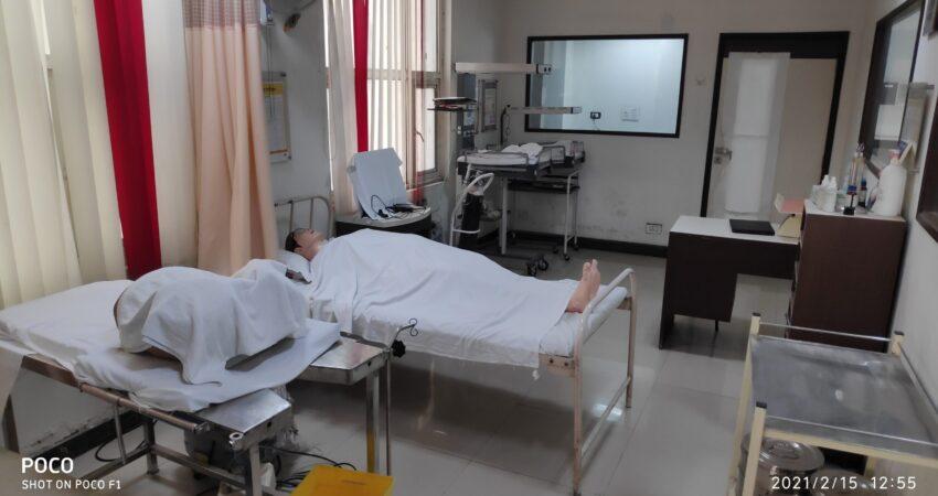 7. Gynaecology & Paediatric skills Lab