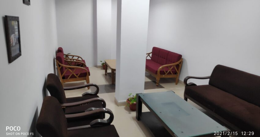 9. Faculty lounge